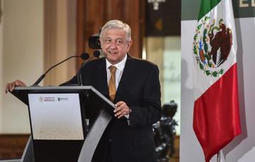Mensaje del presidente de México, Andrés Manuel López Obrador, desde Monterrey, Nuevo León