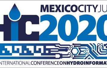 Logotipo de la Conferencia Internacional de Hydroinformática