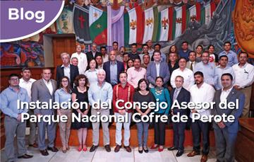 Consejo Asesor del PN Cofre de Perote