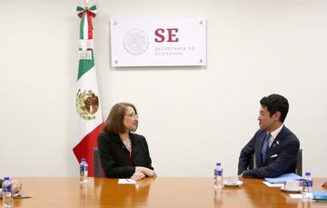 Se reúnen México y Japón para mejorar el ambiente de negocios