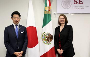 2019-may-14, México y Japón se comprometen a continuar el mejoramiento de su ambiente de negocios