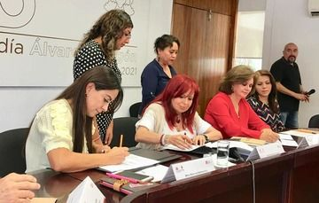 La Alcaldía Álvaro Obregón y CIJ firmaron un convenio de colaboración