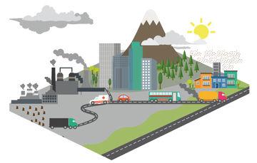 Protégete de la contaminación