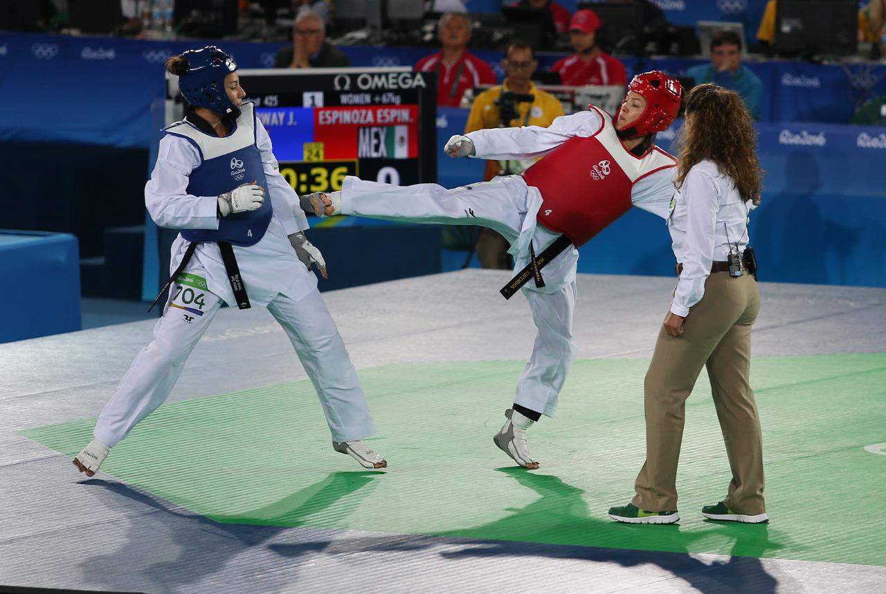 Luego de 12 años, la triple medallista olímpica peleará por su segundo oro mundial.