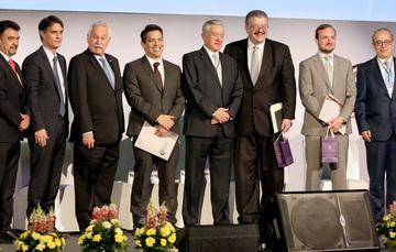 """El Subsecretario de Minería de la Secretaría de Economía, Francisco Quiroga Fernández, participó en el Panel """"Visión de la industria minera"""""""