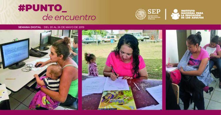 Firma de convenio para la atención educativa en Chihuahua