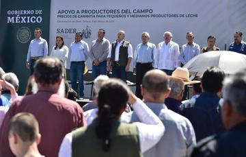 Programa Precios de Garantía para pequeños y medianos productores en Jalisco