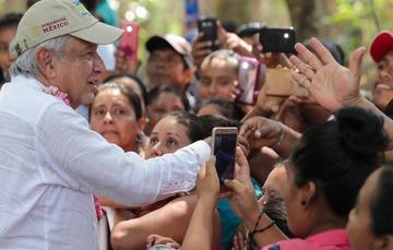 Mensaje del presidente de México, Andrés Manuel López Obrador, desde Ocosingo, Chiapas