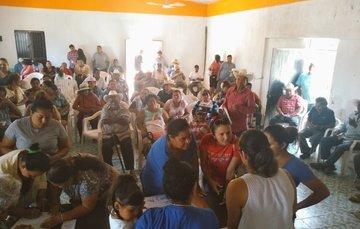 El día de hoy realizamos diversas reuniones en Acaponeta , Tecuala y Tuxpan #Nayarit para seguir la labor de #Reconstrucción de nuestro país.