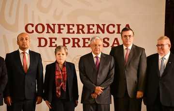 Presentación a México de la propuesta de la CEPAL para el Programa de Desarrollo Integral El Salvador, Guatemala, Honduras y México