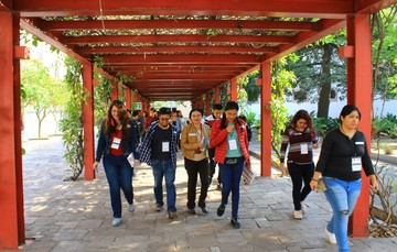la juventud mexicana se suma a los trabajos del AGN