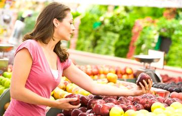 Aprende a leer los códigos de las etiquetas en las frutas y vegetales