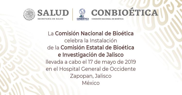 Comité Estatal de Bioética e Investigación de Jalisco