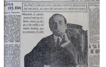 Muerte de uno de los más reconocidos poetas mexicanos.