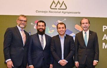 FOCIR participa en la Plataforma Agrologística de México 2030