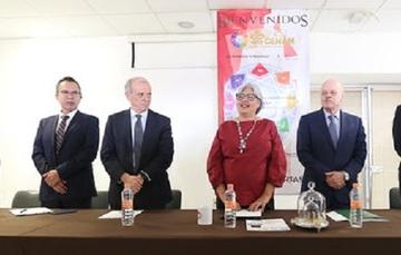 Con una ceremonia de inauguración presidida por la Dra. Graciela Márquez Colín, Secretaria de Economía, se dio inicio al Día de Puertas Abiertas
