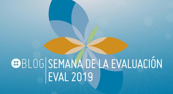 La Semana de la Evaluación genera un dialogo productivo entre académicos, decisores, implementadores de política pública y sociedad civil, sobre el conocimiento y las prácticas de monitoreo y evaluación.
