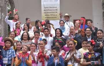 18º Taller Nacional de DIFusores de los Derechos, niñas, niños y adolescentes