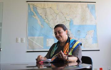 Carolina Ortiz Porras, Procuradora General de PROFEDET