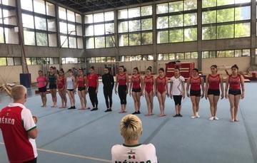 Este jueves la Federación Mexicana de Gimnasia dio a conocer la lista de seleccionadas a la justa continental.