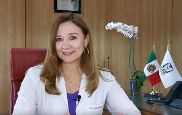 La Dra. Fryda Medina Rodríguez es la primera mujer en dirigir una Unidad Médica de Alta Especialidad del IMSS en este ramo