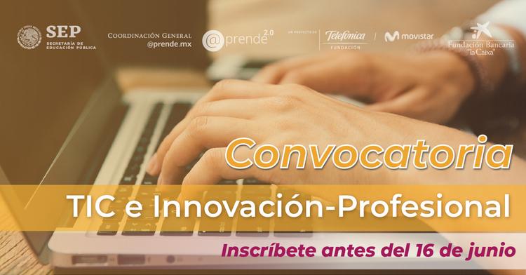 TIC e Innovación - PROFESIONAL