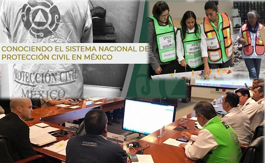 Conociendo el Sistema Nacional de Protección Civil en México. Centro Nacional de Prevención de Desastres