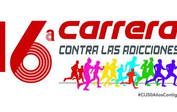 Centros de Integración Juvenil organiza la 16.ª Carrera contra las Adicciones