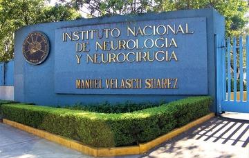 Instituto Nacional de Neurología y Neurocirugía.