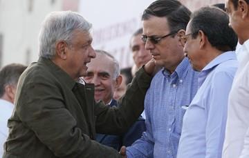 Acto de Unidad en Defensa de la Dignidad de México y en favor de la Amistad con el Pueblo de los Estados Unidos