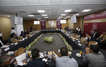 El FOVISSSTE convoca a funcionarios de desarrollo urbano y de vivienda de los estados del país a crear una alianza integral