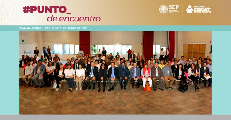 Realiza INEA la Primera Reunión Regional de Administración y Planeación