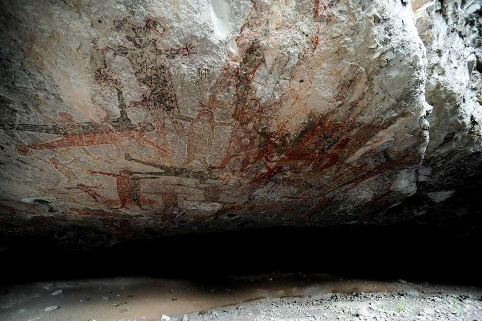 Cueva de San Borjitas