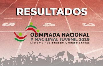 Concluye la participación del Instituto de los Mexicanos En el Exterior en la Olimpiada Nacional 2019