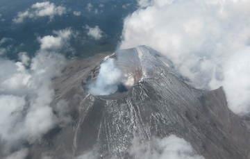 El volcán es monitoreado las 24 horas los 365 días del año