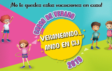 Centros de Integración Juvenil organiza los Cursos de Verano 2019