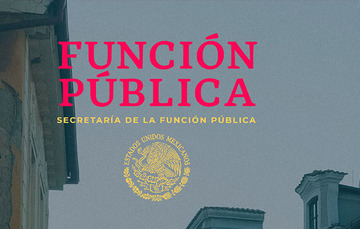 Imagen de la Secretaría de la Función Pública.