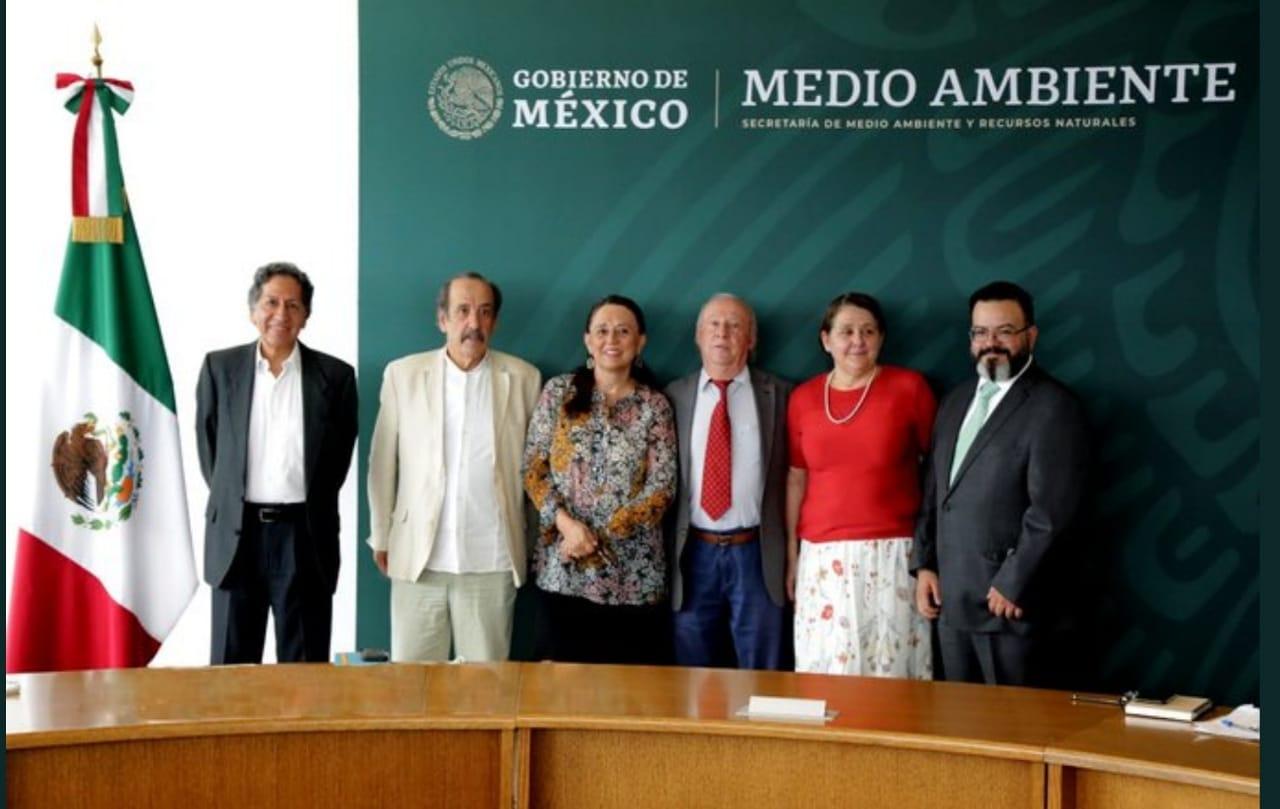 Ratifica a los titulares del INECC, Conagua, Profepa y la Unidad Coordinadora de Delegaciones