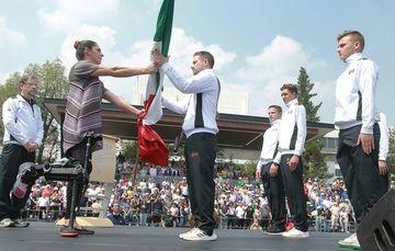 Las selecciones competirán en los Juegos Macabeos Panamericanos y en los Juegos Macabeos Europeos.