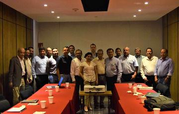 Reunión con productores nacionales de trigo panificable
