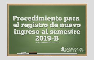 Banner Procedimento 2019-B