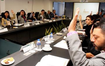 Reunión de la Segunda Sesión Ordinaria del Consejo de Premiación del Premio Nacional de la Juventud 2019