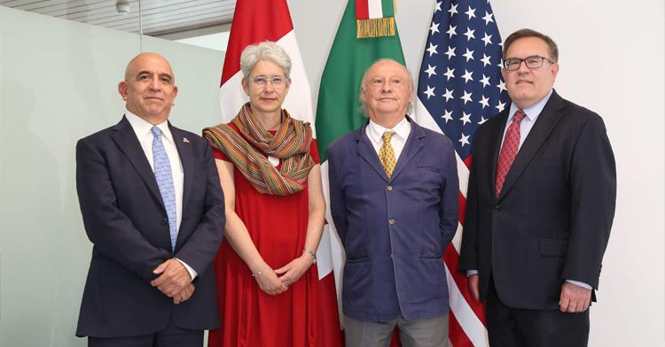 Canadá, México y Estados Unidos firmaron la Declaratoria que traza la ruta a seguir en los próximos años.