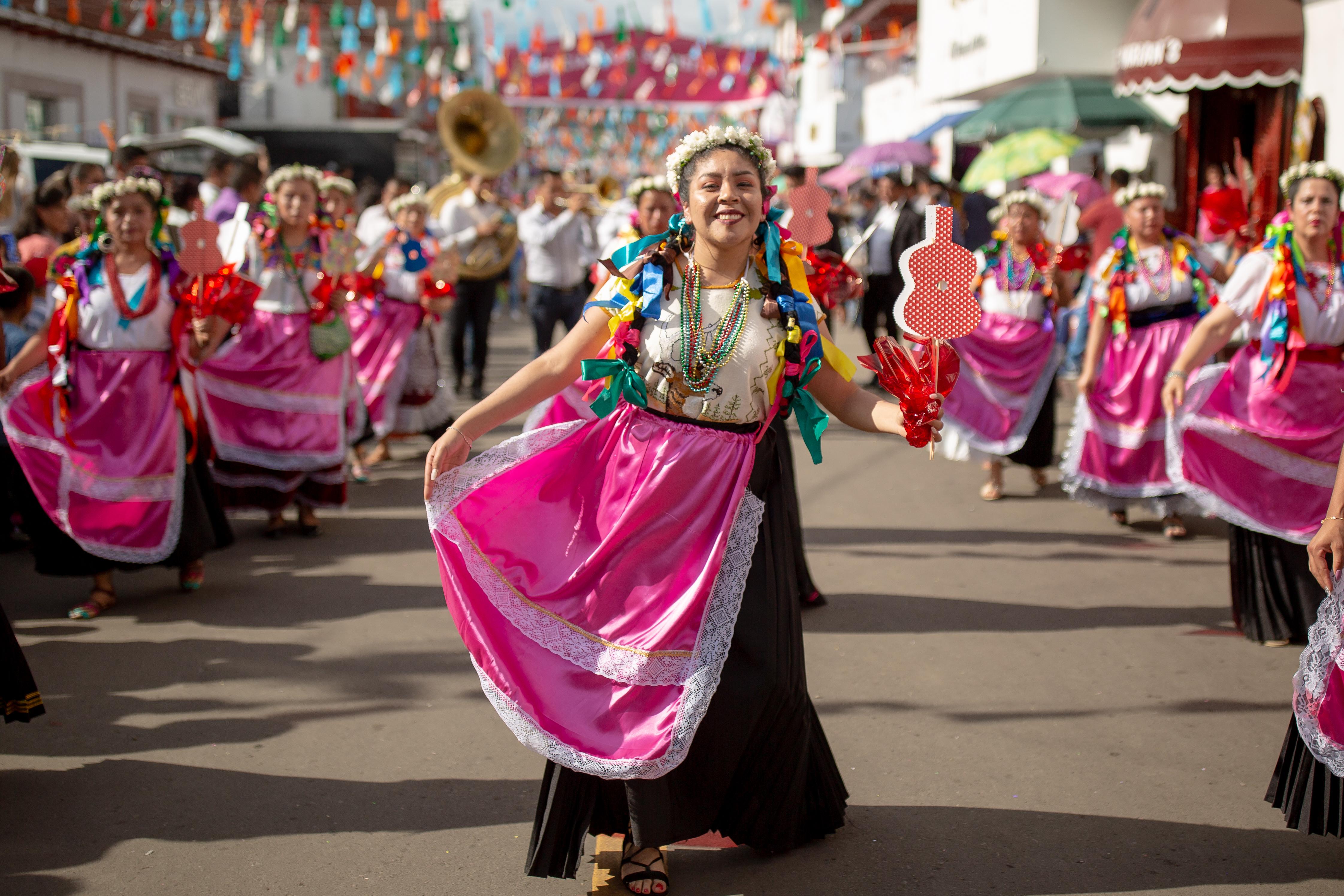 Paracho de Verduzco, Michoacán- Pueblo Mágico