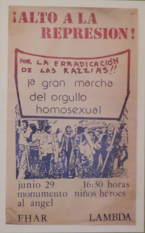 ¡Alto a la represión!