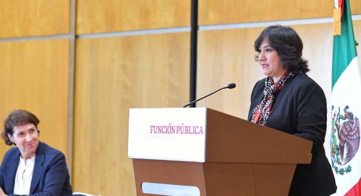 A través de la Función Pública, México y Francia unen esfuerzos para fortalecer la ética en el servicio público: Dra. Sandoval Ballesteros