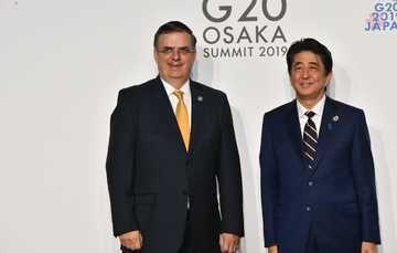 Mexico active on day one of G20 Summit