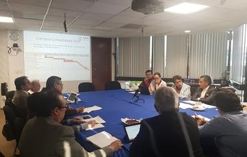 La CNPSS participa en el grupo de trabajo para la adquisición de medicamentos para grupos focales