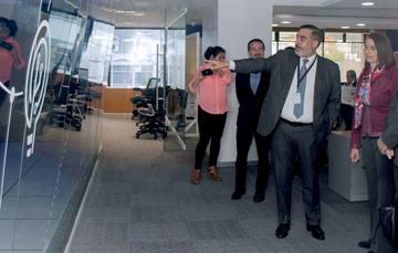 Inaugura Subsecretaria de Comercio Exterior nuevo centro de datos de agentes aduanales