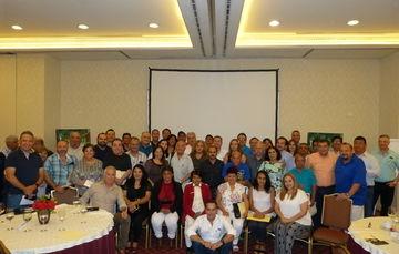 Reunión de trabajo en Monterrey, Nuevo León
